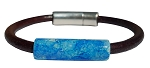 Women's Demetria Ocean Leather Bracelet
