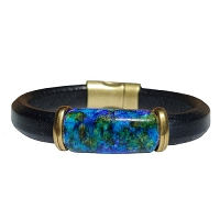 Women's Iris Summerfield Leather Bracelet