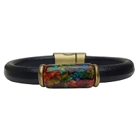 Women's Iris Melody Leather Bracelet