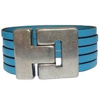 Women's Barcelona Leather Bracelet in Multiple Leather Colors