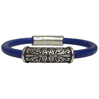 Women's Ophelia Leather Bracelet in Multiple Leather Colors