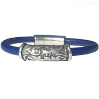 Women's Titania Leather Bracelet in Multiple Leather Colors