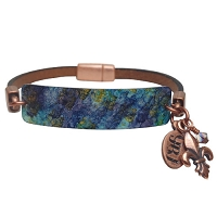 Women's Thalia Tanzanite Copper Bracelet