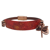 Women's Thalia Sunset Copper Bracelet
